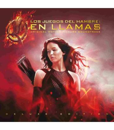 Los Juegos Del Hambre, En Llamas-1 CD