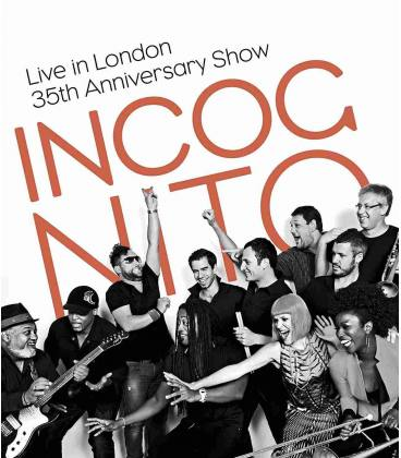 Live In London - 35Th Anniversary Show-1 BLU-RAY