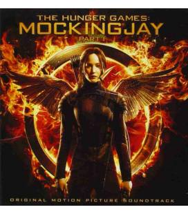 The Hunger Games - Mockingjay Parte 1-1 CD