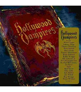 Hollywood Vampires-1 CD