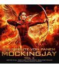 The Hunger Games. Mockingjay Part 2-1 CD