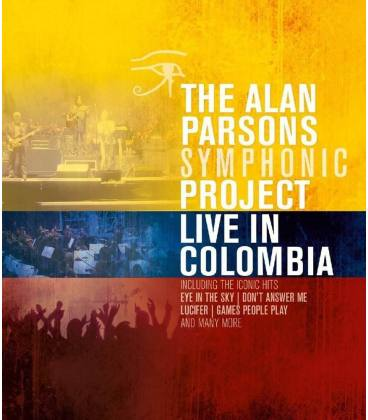 Live In Colombia-1 BLU-RAY