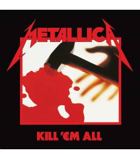 Kill 'Em All (Remastered 2016)-1 CD