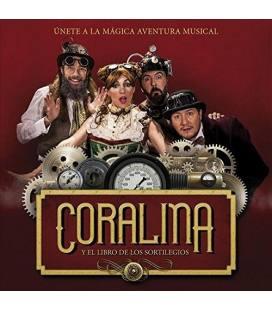 Coralina Y El Libro De Los Sortilegios-1 CD