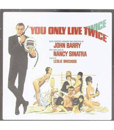 You Only Live Twice-1 CD