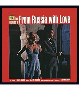 From Russia With Love-1 CD