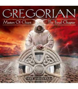 Masters Of Chant X: The Final Chapter-1 CD