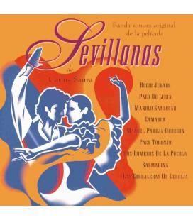 Sevillanas De Carlos Saura-1 CD