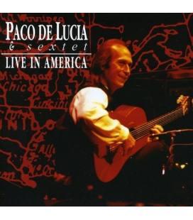 Live In America-1 CD
