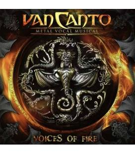 Vocal Metal Musical: Voices Of Fire-1 CD
