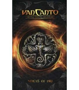 Vocal Metal Musical: Voices Of Fire-1 CD+1 LIBRO