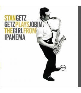 Getz Plays Jobim. Girl Ipanema -1 CD