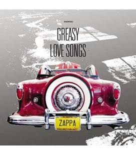 Greasy Love Songs-1 CD