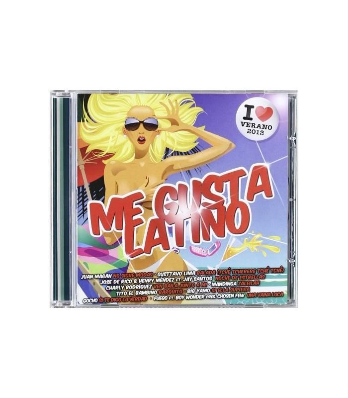 Comprar CD Me Gusta Latino 2012 I Love Verano - Varios