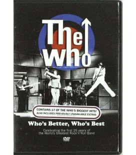 Who'S Better, Who'S Best (Standard)-1 DVD