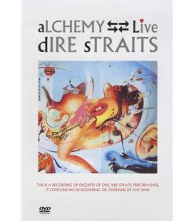 Alchemy-1 DVD