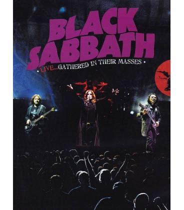 Black Sabbath Live...Gathered In Their Masses-1 DVD