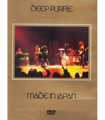 Made In Japan-1 DVD