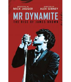 Mr. Dynamite, The Rise Of James Brown-1 DVD