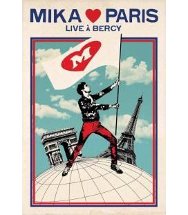 Mika Love Paris-1 DVD