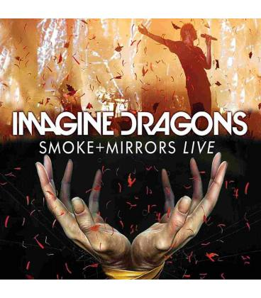 Smoke + Mirrors Live-1 DVD