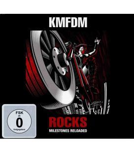 Rocks - Milestones Reloaded-1 CD+1 DVD