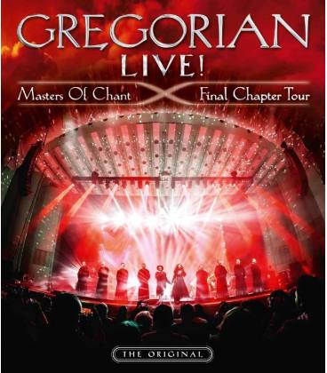Live! Masters Of Chant - Final Chapter Tour-1 BLU-RAY+1 CD