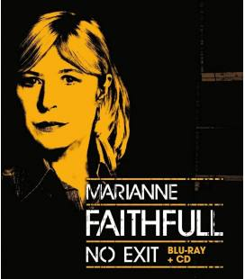 No Exit-1 BLU-RAY+1 CD