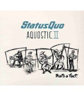 Aquostic II - One More For The Road-2 CD