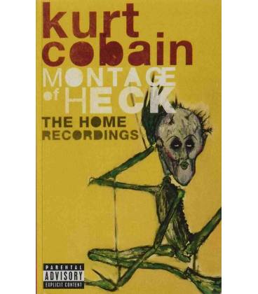 The Montage Of Heck-1 CASSETTE