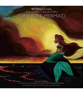 The Little Mermaid.The Legacy Collection-2 CD