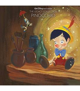 Pinocchio The Legacy Collection-2 CD
