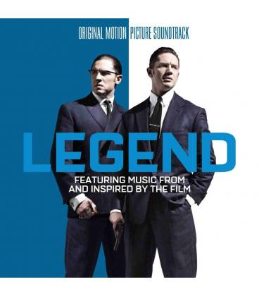 Legend (O.S.T) (2)-2 CD