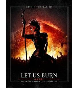 Let Us Burn (Elements And Hydra Live In Concert)-1 BLU-RAY+1 CD