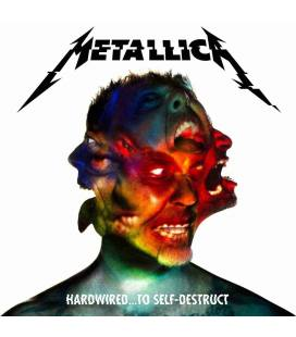 Hardwired To Self Destruct (Standard)-2 CD