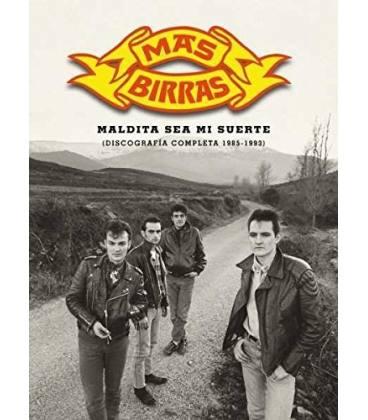 Maldita Sea Mi Suerte (85-93)-2 CD