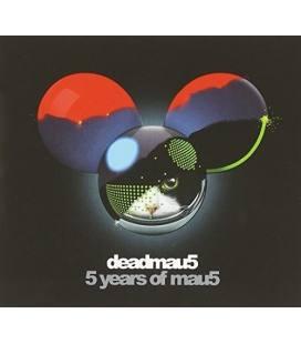 5 Years Of Deadmau5-2 CD