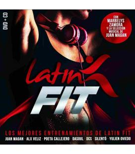 Latin Fit-2 DVD