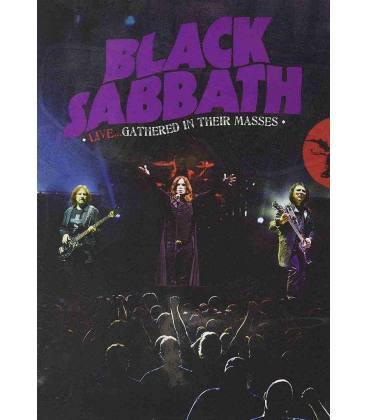 Black Sabbath Live...Gathered In (Dvd/Cd)-2 DVD