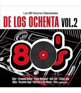 50 Mejores De Los 80 Vol2-3 CD