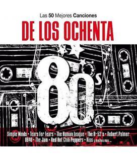 50 Mejores De Los 80-3 CD