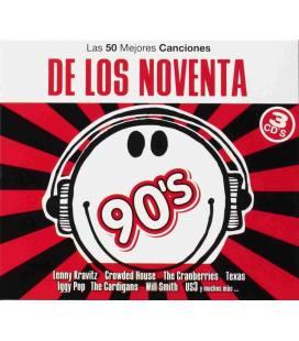 50 Mejores De Los 90-3 CD