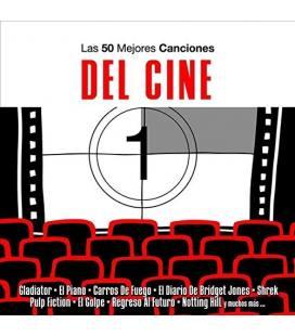 Varios: 50 Mejores Del Cine-3 CD