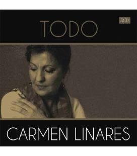 Todo Carmen Linares-3 CD