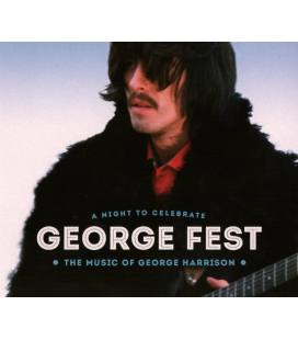 George Fest - A Night To Celebrate George Harrison-1 BLU-RAY+1 CD