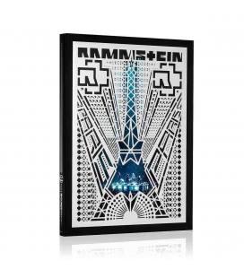 Rammstein. Paris-2 CD+ 1 BLU-RAY