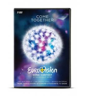 Eurovision Song Contest 2016-3 DVD