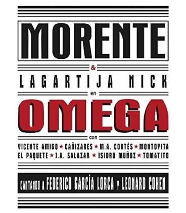 Omega (Ed. 20th Aniversario) Deluxe-3 DVD