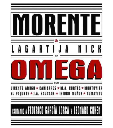 Omega (Ed. 20th Aniversario) Sdlx-3 DVD