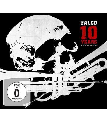 10 Years Live In Iruña-1 CD+1 DVD